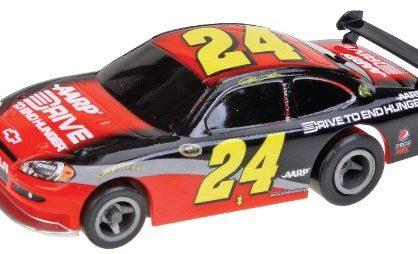 Life Like J. Gordon #24 AARP Slot Car