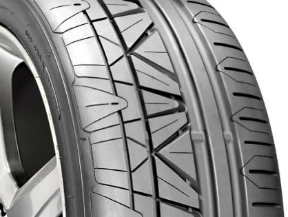 Nitto INVO High Performance Tire - 315/35R20  106Z