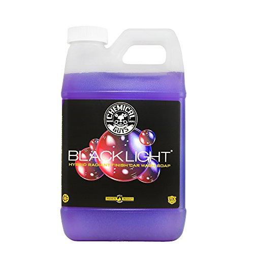 Chemical Guys CWS61964 Black Light Hybrid Radiant Finish Car Wash Soap 64 oz - 1/2 Gallon