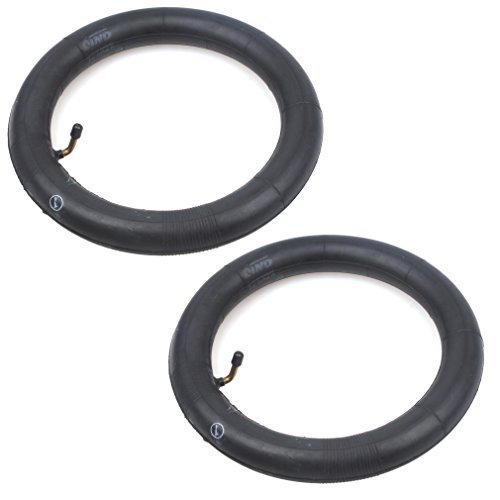 "Wingsmoto 2 Pack of 12 1/2"" x 2 1/4""12.5x2.25 Scooter Inner Tube with Angled Valve Stem for Razor Pocket Mod Bella Chrissy Hannah Montana"