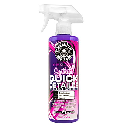 Chemical Guys WAC21116 Synthetic Quick Detailer, 16 fl. oz