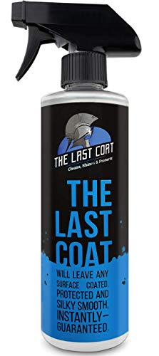 DIY for Professional Shine - The Last Coat TLC: Car Polish - Multi-Surface Solution - 16oz - Can Protect Surfaces for Up to 6 Months - Fast-Acting Spray Formula