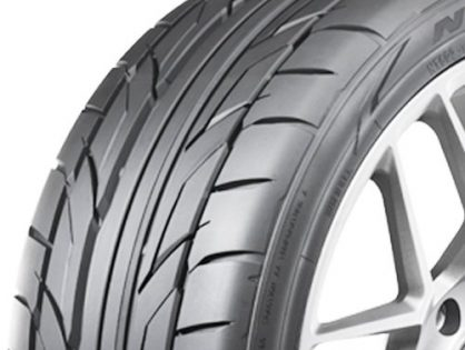 255/35-20 97W - Nitto NT555 G2 Performance Radial Tire