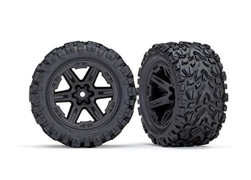 Traxxas TRA6774 Tires/Wheels, Assembled, Glued 2.8'