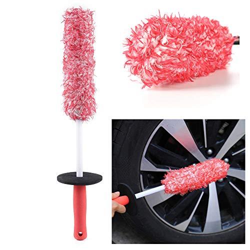 CLEAN WORLD INDUSTRIAL Microfiber Wheel Brush