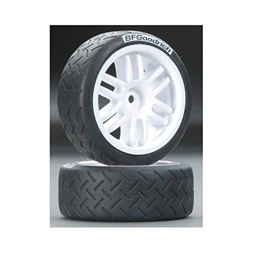 Traxxas 7372 1/16 Rally BF Goodrich Tires on Rally Wheels