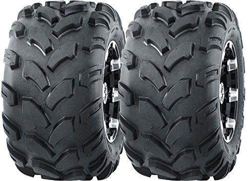10001 - 2 New WANDA Sport ATV Tires 18x9.5-8 18X9.5X8 4PR