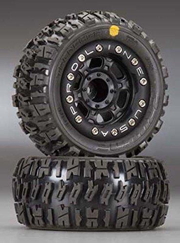 Pro-line Racing 1/16 Trencher 2.2 M2 Tire Black Titus Bead-Loc: ERevo, PRO119413