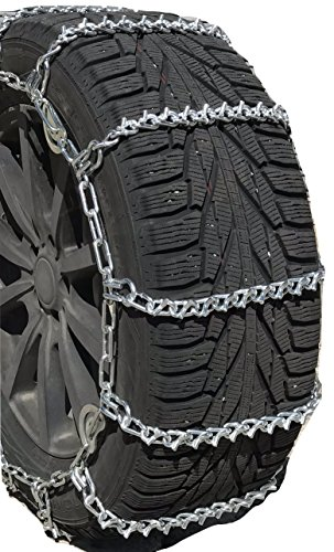 TireChain.com 265/70R-17 265/75R-16 P265/70R-16 P265/70R-16 P265/65R-18 225/70-19.5 V Bar Truck Tire Chains with Cams