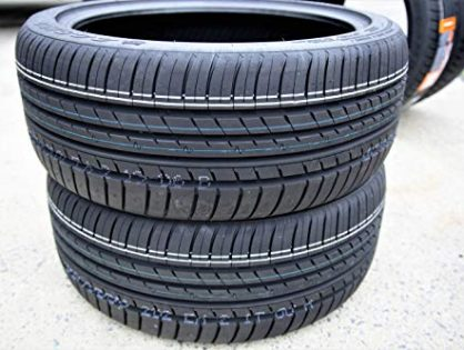 Set of 2 TWO Cosmo MuchoMacho Ultra-High Performance All-Season Radial Tires - 275/40ZR20 106Y XL