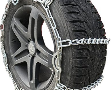 TireChain.com 3829 275/70R18LT, 275/65R20LT, 33X12.50-15, 295/70R17LT, 285/55R20LT V BAR Tire Chains, Priced per Pair.
