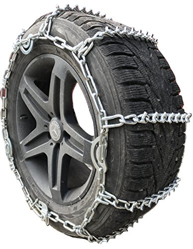 TireChain.com 3829 275/70R18LT, 275/65R20LT, 33X12.50-15, 295/70R17LT, 285/55R20LT V BAR Tire Chains, Priced per Pair.