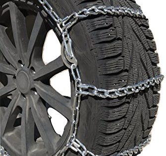 TireChain.com 3210 235/80R-17, 235/80-17 Cam Tire Chains, Priced per Pair.