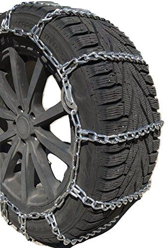 TireChain.com 3210 235/80R-17, 235/80-17 Cam Tire Chains, Priced per Pair.