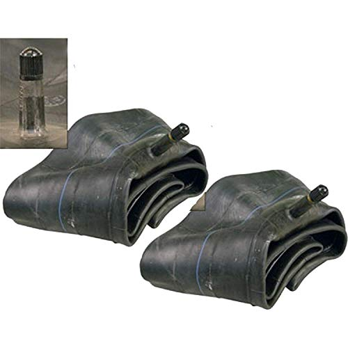 Pair 2 of Trans American 18x8.50-8 18x9.50-8 Inner Tube with TR-13 Valve Stem