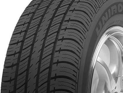 Uniroyal Tiger Paw Touring HR Radial Tire - 205/60R15 91H