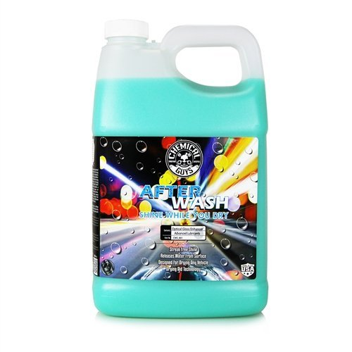 Chemical Guys CWS_801 After Wash Shine While You Dry Drying Agent with Hybrid Gloss Technology 1 Gal