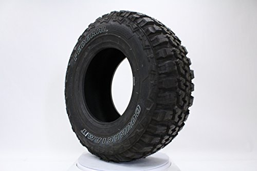 Federal Couragia M/T Performance Radial Tire-LT275/65R18 120Q