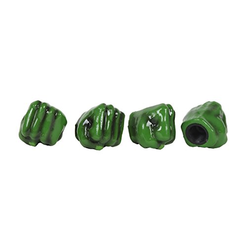 Pilot MVL-0301 Marvel Hulk Valve Caps