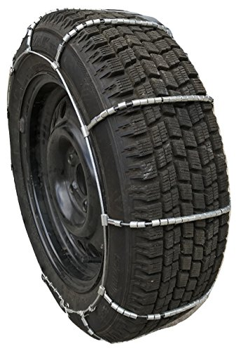 TireChain.com 1042 225/60-17, 225/65-17, 225/60-18, 235/55-18 Cable Tire Chains, Priced per Pair.