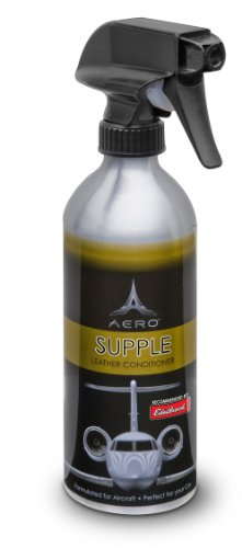 Aero 5619 Supple Leather and Vinyl Conditioner - 16 oz.