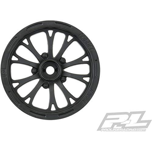 "Pro-line Racing Pomona Drag Spec 2.2"", Black: Slash Front, PRO277503"