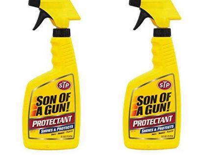 STP Son of A Gun Protectant 16 Oz. Liquid, 2 Pack