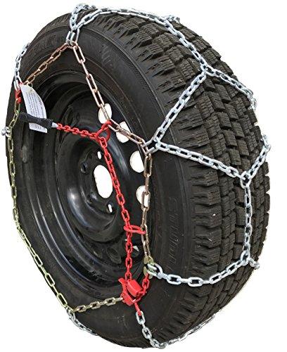TireChain.com 285/75R15 33X10.5-15 275/75R16 285/70R17 265/70R18 275/65R18LT 285/60R18 285/65R18LT 275/55R20 P285/50R20 285/45R22 305/40R22 ONORM Diamond Tire Chains Set of 2