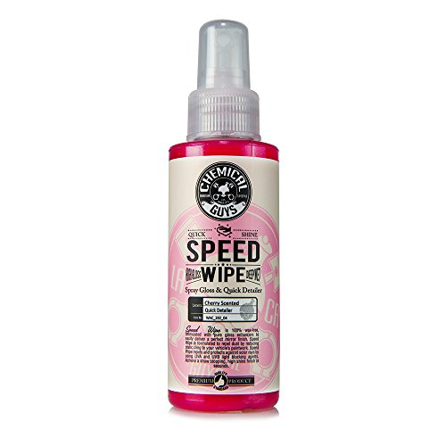 Chemical Guys WAC_202_04 Speed Wipe Quick Detailer 4 oz