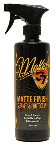 McKee's 37 MK37-490 Matte Finish Cleaner & Protectant, 16 fl. oz.