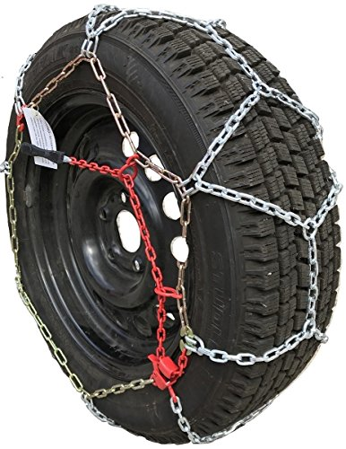 TireChain.com P235/65R15, P235/70R15, P275/50R15, 215/75R16, P225/70R16, 235/65R16, P255/50R16, 225/55R18, 225/60R18, 235/55R18, 245/45ZR19 ONORMDiamond Tire Chains Set of 2