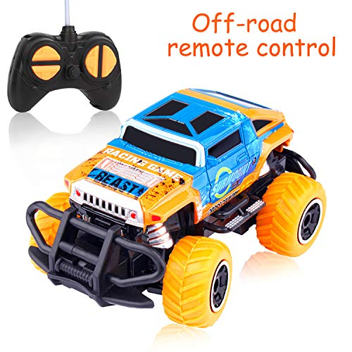 Birthday Gift for 3-12 Years Old Boys, Radio Control Car for KidsToy for 3-10 Year Old Boy Remote Control Vehicle Toy Car for 3-12 Year Old Boy Toys Age 3-8 Stocking Stuff for Xmas Gift