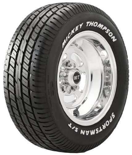 Mickey Thompson Sportsman S/T Performance Radial Tire - P235/60R15 98T