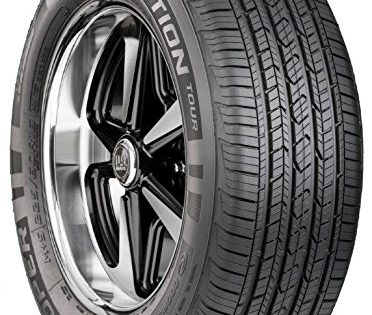Cooper Evolution Tour All- Season Radial Tire-235/55R18 100V