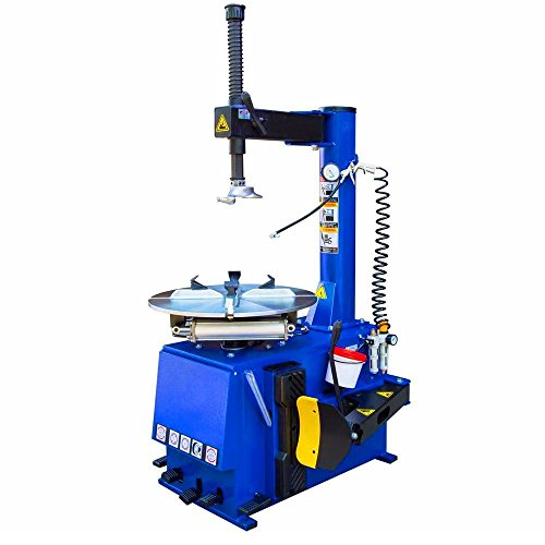 XK Single 1.5HP Tire Changer Wheel Changers Machine 560 with New Double Foot Pedal w/ 12 Month Warranty 110V /12 Month Warranty