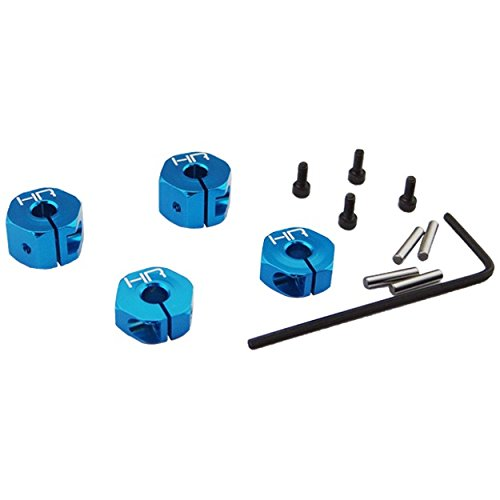 Hot Racing ECT1006 Aluminum Hex Wheels Drive ECX 2wd