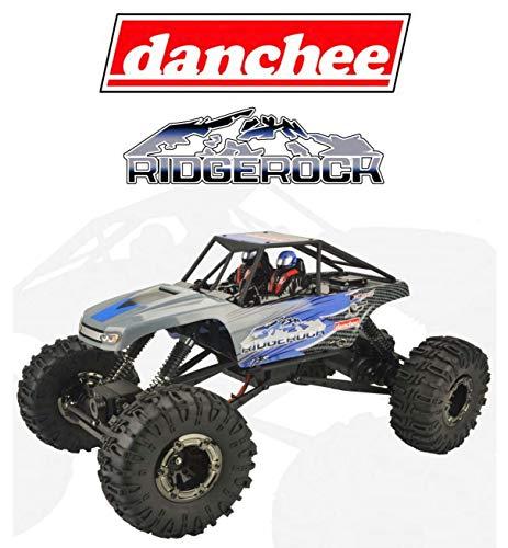DANCHEE RidgeRock - RTR - 4WD Electric Rock Crawler - 1/10 scale