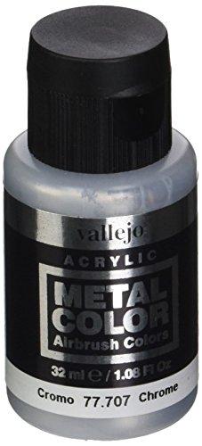 Vallejo Chrome Metal Color 32ml Paint