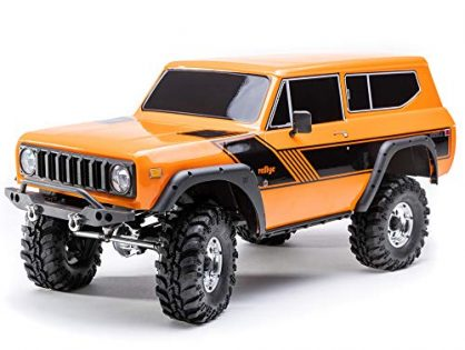 Redcat Racing Orange Gen8 Scout II Scale Rock Crawler 4WD Off Road with Portal Axles Licensed Body & More