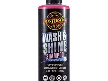 Masterson's Car Care MCC_102_128 Wash & Shine Shampoo 1 Gallon 16 oz.