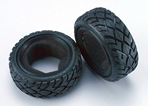 "Traxxas Bandit 1/10th buggy 2.2"" anaconda front tires one pair TRA2479"