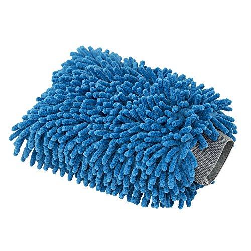 Chemical Guys MIC497 Blue Regular Microfiber Wash Mitt
