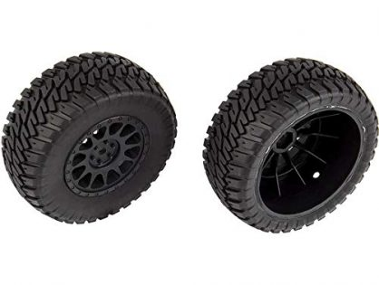 Multi-terrain Tires and Method Wheels, mounted 71044
