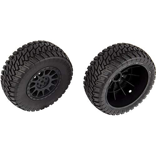 Multi-terrain Tires and Method Wheels, mounted 71044