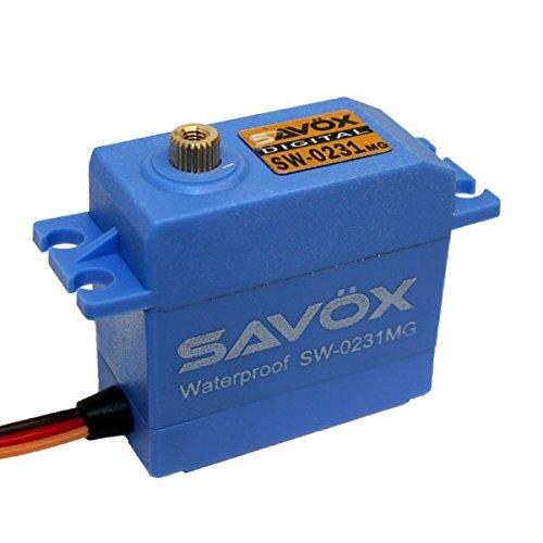 Savox .15/208 Waterproof Standard Digital Servo