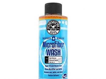 Chemical Guys CWS_201_04 Microfiber Wash, 4 oz