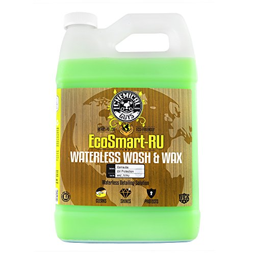 Chemical Guys WAC_707RU EcoSmart-RU Ready to Use Waterless Car Wash and Wax 1 Gal