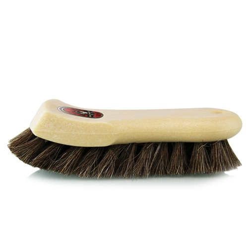 Chemical Guys Acc_S94 Convertible Top Horse Hair Cleaning Brush