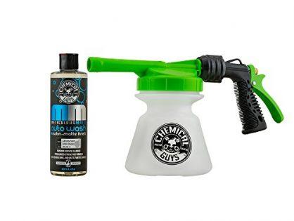 Chemical Guys EQP362 TORQ Foam Gun R1 & Matte Auto Wash, 16. Fluid_Ounces