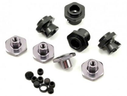 Moore Ideal Products 10115 17Mm Hex Adapter Kit, Traxxas Slash 4x4